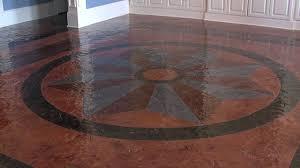 Concrete Stain Designs Concrete Flooring Ideas Wynn Residence