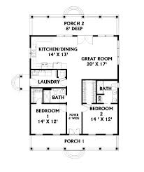 ... 2 Bedroom House Plans Open Floor Plan Fascinating 9 1000 Ideas About On  Pinterest ...