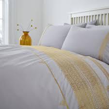 Linea Bedroom Furniture Linea Global Artisan Embroidery Duvet Cover Set House Of Fraser