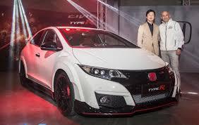 OFFICIAL: New Honda Civic Type R revealed in Geneva – 2.0L VTEC ...