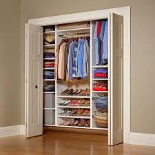 build your own melamine closet organizer