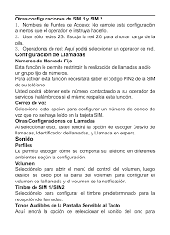 Verykool s350 Manual ...
