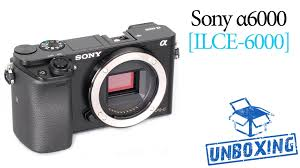 sony ilce 6000. sony α6000 a6000 alpha 6000 [ilce-6000] - unboxing \u0026 first look ilce