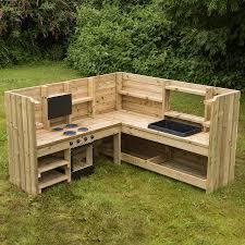 corner kitchen furniture. Outdoor Wooden Corner Kitchen Unit Small Furniture