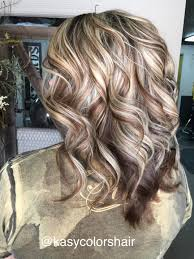 Blonde Highlight Brown Lowlight Kasycolorshair Lewisburgtn