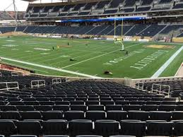 Investors Group Field Section 101 Home Of Winnipeg Blue