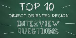 Microsoft Candidate Interest Form The Top 10 Object Oriented Design Interview Questions