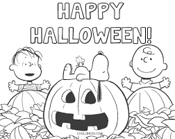 My happy halloween printable coloring pages help you have a friendly all hallows eve. Free Printable Halloween Coloring Pages For Kids