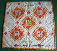 Route 66 and a New Doll Quilt Pattern - Avery Lane Sewing & Avery Lane Doll Quilt Pattern www.AveryLaneSewing Adamdwight.com