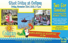 Black Friday At Coligny Plaza Hilton Head Island Sc