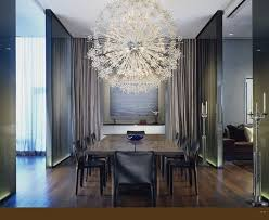 stylish contemporary chandeliers for dining room bubble light chandelier dining room contemporary with none