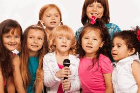 Image result for Children singing