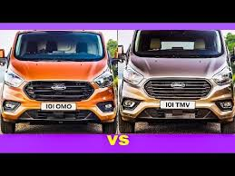2018 ford transit. simple ford 2018 ford transit vs tourneo  custom  and ford transit g