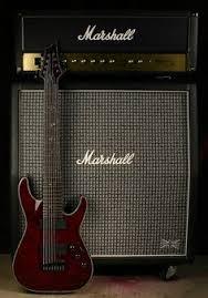 hamer chaparral guitars music schecter hellraiser c8