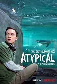 Natter Cast: Natter Cast 286 - Atypical Season 4