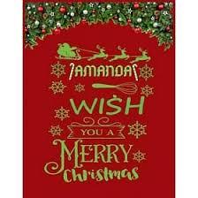博客來-AMANDA wish you a merry christmas: A Creative Holiday ...