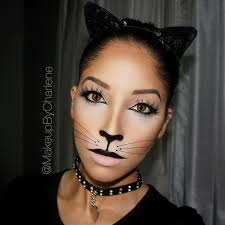 cat face makeup for kids emo