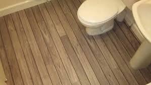 cutting allure flooring around toilet flisol home