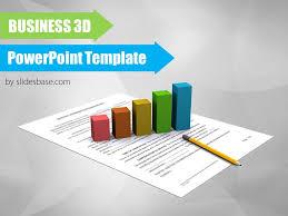 Powerpoint Financial Financial 3d Powerpoint Template Slidesbase