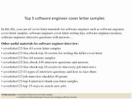 44 Software Engineer Cover Letter Sample Ambfaizelismail
