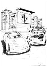 Disegni Di Cars 3 Da Colorare Con Immagini Di Cars Da Colorare E