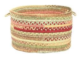 colonial mills braided rugs braided rug basket utility basket colonial mills braided rugs outdoor light parsley