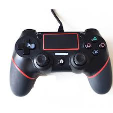 <b>HAOBA</b> For <b>PS4 Controller</b> Wired <b>Gamepad</b> For Playstation ...