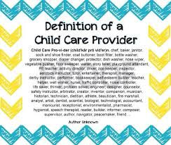 Childcare Quotes Amazing Quotes About Child Care Providers 48 Quotes