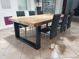 Table De Cuisine Originale En Bois Idée De Modèle De Cuisine