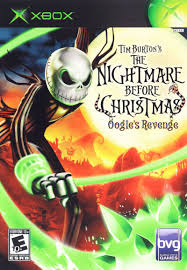 Tim Burton's The Nightmare Before Christmas: Oogie's Revenge (2005 ...
