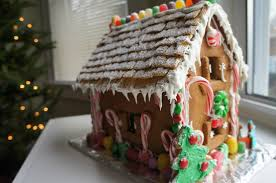 Premade Gingerbread Houses How To Make A Gingerbread House Youtube