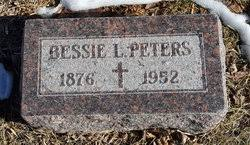 Bessie Peters (1874-1952) - Find A Grave Memorial