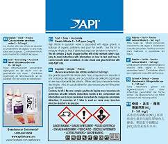 Api Nitrate 90 Test Freshwater Saltwater Aquarium Water Test Kit