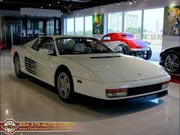 Ferrari 512tr racing / performance exhaust muffler. Used Ferrari Testarossa For Sale Carsforsale Com