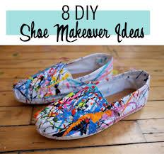 Diy Shoes Design 20 Chic Diy Shoe Makeover Ideas To Breathe A New Life Into