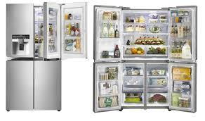 lg french door refrigerator freezer. lg gf-5d906sl 906l door-in-door french door refrigerator picture lg freezer g