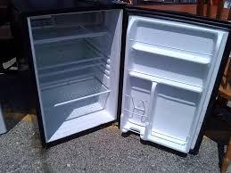 kenmore mini fridge with freezer. almost new black danby 4.4 cu. ft. mini refridgerator/freezer kenmore fridge with freezer t
