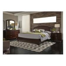 Liberty Furniture Industries, Inc.   Liberty Furniture Avalon 4 Piece King  Panel Bedroom
