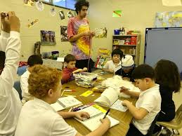 """Life As Art"""" with Moffet Elementary Kids – A Reflection – Blog"""