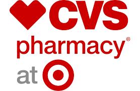 CVS Pharmacy at Target Logo Stacked | CVS Health