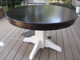 Kitchen Table Refinishing Refinishing Kitchen Table And Chair Kitchen Artfultherapynet