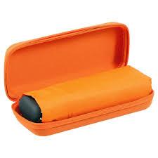 <b>Зонт</b> складной <b>Unit Five</b>, оранжевый — купить в интернет ...