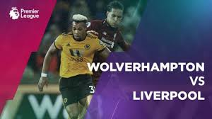 LIVERPOOL VS WOLVES LIVE STREAMING