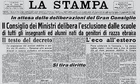 Risultati immagini per le leggi razziali 19 aprile 1937
