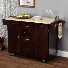 Granite Top Kitchen Island Cart Kitchen Interesting Kitchen Island With Granite Top And Seating