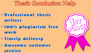 Thesis Hypothesis   Strong conclusions    Use signal words Rephrase the thesis Come full circle