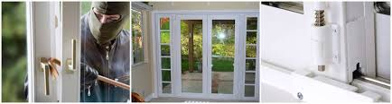 patio door or french door lock problems