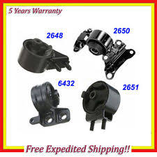 mazda mx 3 motor mounts fits 94 96 mazda mx 3 1 6l engine motor trans mount set 4pcs for manual m334
