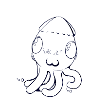 Small Picture Learn How to Draw an Octopus Step by Step Tutorial