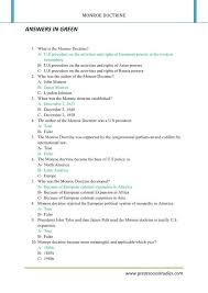 doctrine worksheet switchconf monroe doctrine worksheet switchconf